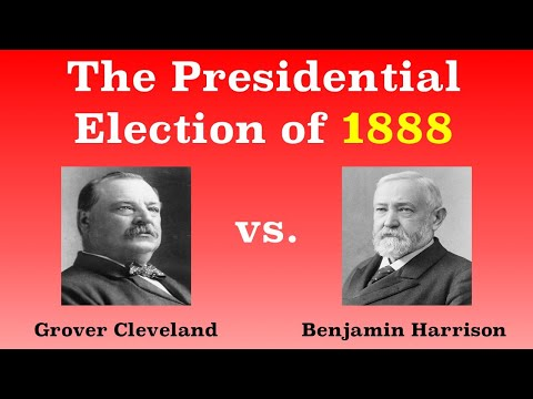 The American Presidential Election of 1888