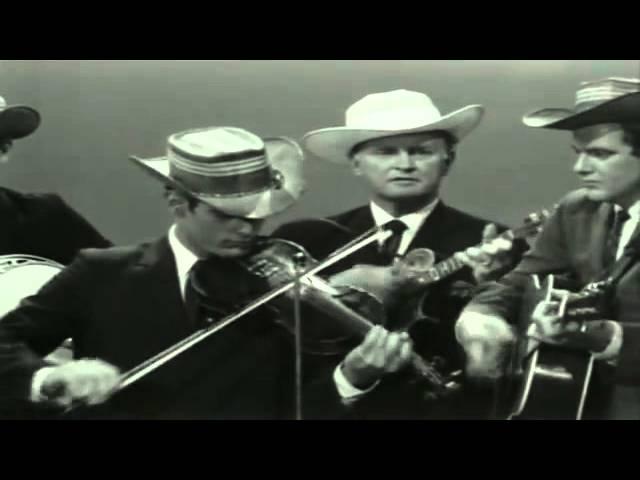 Bill Monroe  Blue Grass Breakdown   Grand Ole Opry 1965