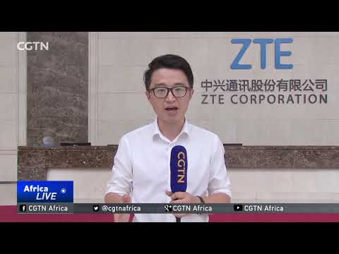 Chinese telecom giant ZTE says U.S. measure unfair