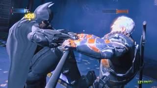 Batman Arkham Origins All 8 Assassins FULL Boss Battle Fight   Gameplay