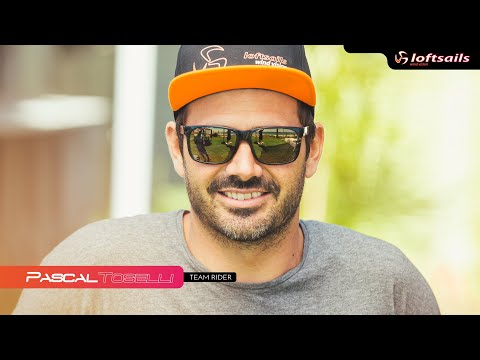 Loftsails Team Rider / Interview / Pascal Toselli / F-916