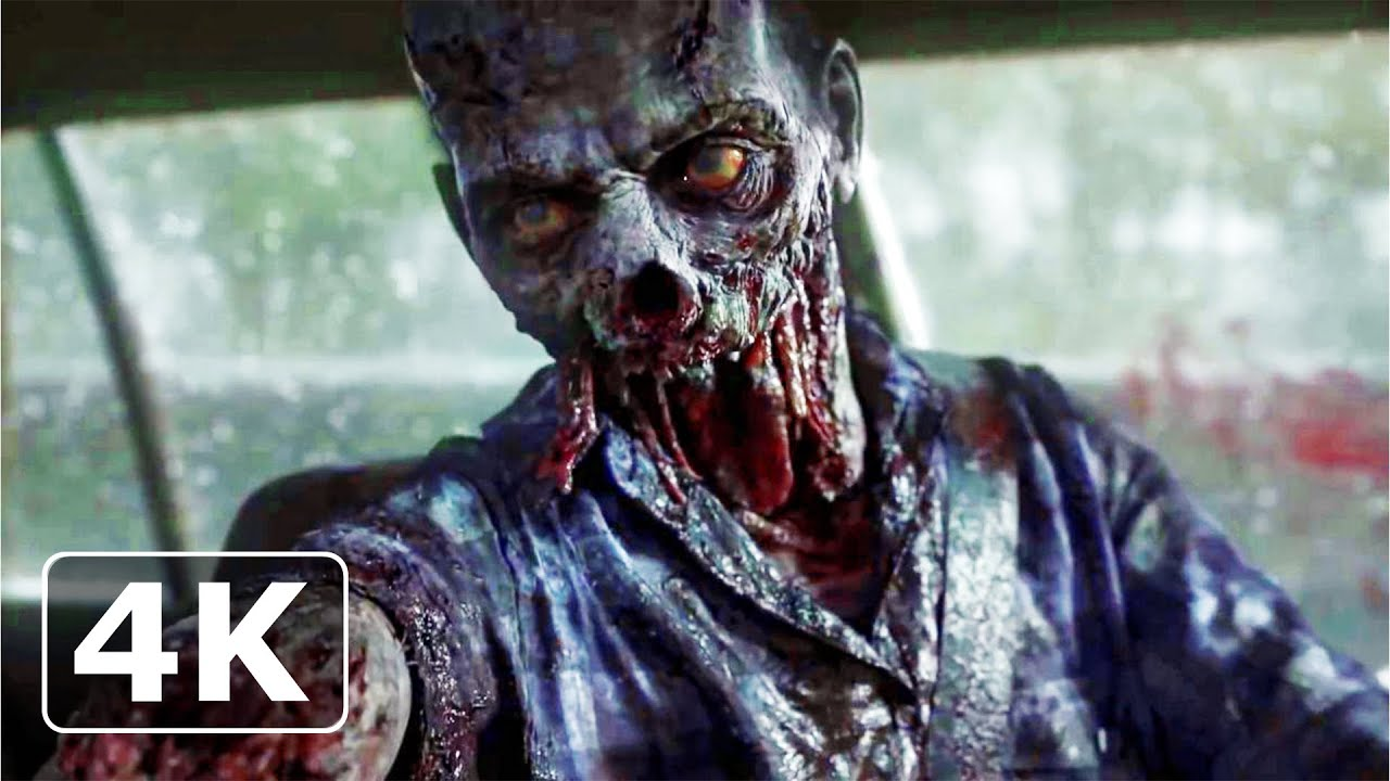 Download THE WALKING DEAD   Cinematic Full Movie   Zombies   4K ULTRA HD   All Cinematic Trailers