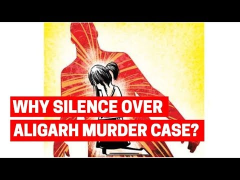 Watch Debate: Why is there silence over Aligarh murder case?