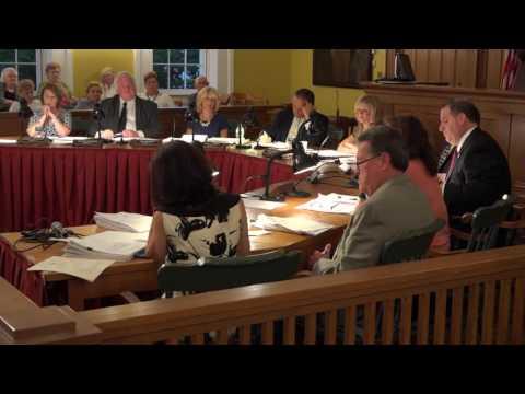 9/6/16 Putnam County Legislature  - Part 1 - Butterfield Senior Center