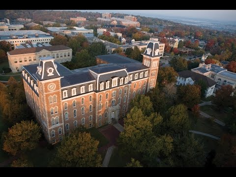 University of Arkansas: A Great Place to Call Home