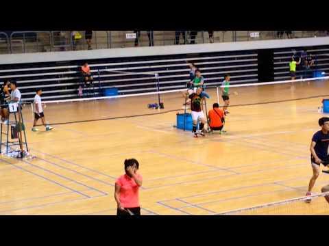 2015년 부산시 청년부 배드민턴대회