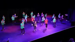TOO MUCH TO HANDLE by Gabriella Charter School Company HD