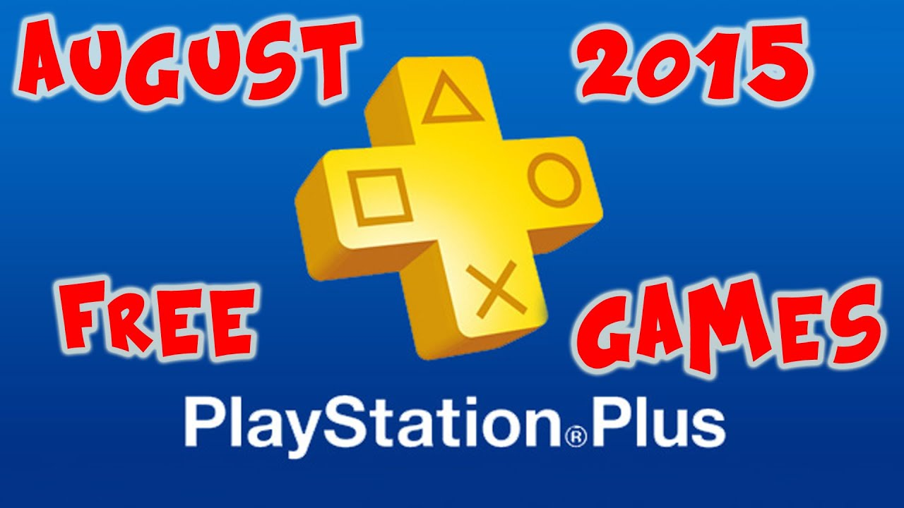 Good Games For Free : Playstation plus free games lineup for august good