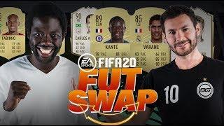 FIFA 20 - UN MATCH LÉGENDAIRE ! (FUT SWAP)