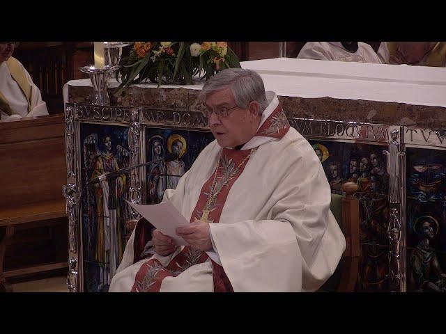 Homilia de la Solemnitat del Cos i la Sang de Crist (6 juny 2021)