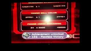 "DEFENSE GRID WAVE 99 BEATEN ON STANDING ORDER  ""SIEGE BREAKER"" ACHIEVEMENT [2013]"