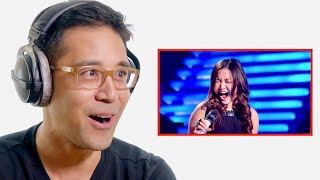 Music Producer Reacts to Charice Pempengco All By Myself
