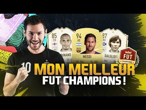 MON MEILLEUR FUT CHAMPIONS !