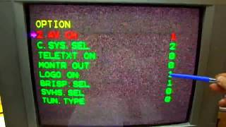№197. Ремонт телевизора AKAI CTSL21NS. Курсы телемастеров.