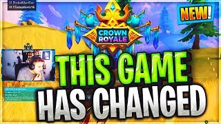 They Added Assault Rifles & SMGs...Sick!