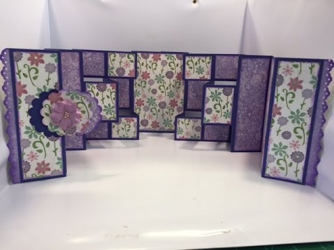 Mothers Day Card/Gift Cascade