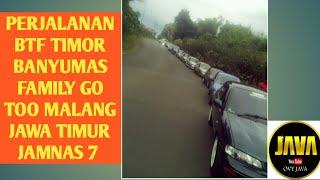 MOBIL TIMOR BTF Goo too JAMNAS 7  Malang Jawa timur