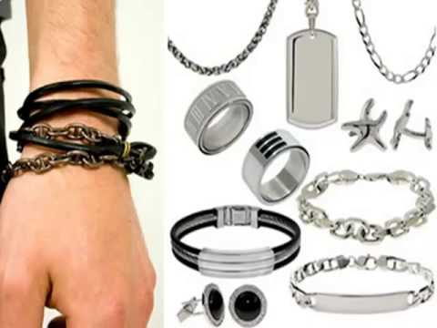Contemporary Jewelry For Men - All Of Them Is Great!