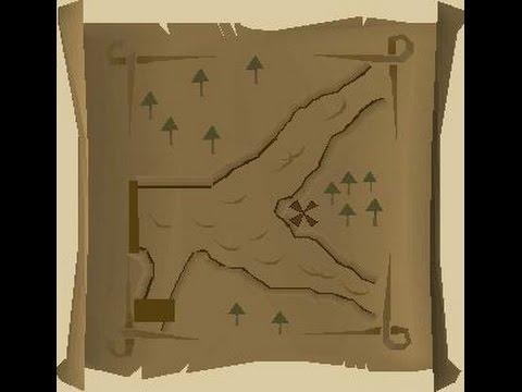 OSRS Runescape Elite Clue Scroll Map Guide Help YouTube
