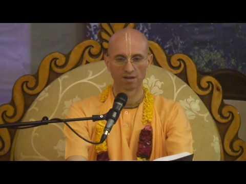 Шримад Бхагаватам 7.14.29 - Бхакти Бхагаватамрита Кешава Свами