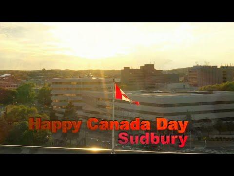Happy Canada Day Sudbury