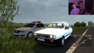 Euro Truck Simulator 2 | Plimbare cu Dacia 1310/Renault 12 | Harta Romaniei |