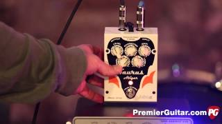Review Demo - Taurus Abigar Bass Drive Mk-2