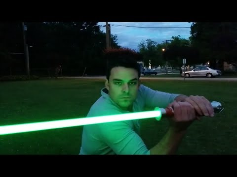 Jesse Hutch Auditions For Star Wars Episode VII & Breaks J.J Abrams Cell Phone.