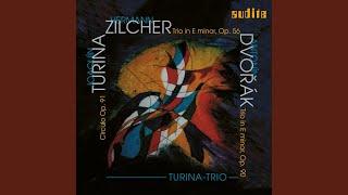 Trio in E minor, Op. 90: Lento maestoso - Allegro quasi doppio movimento (Dumky Trio)