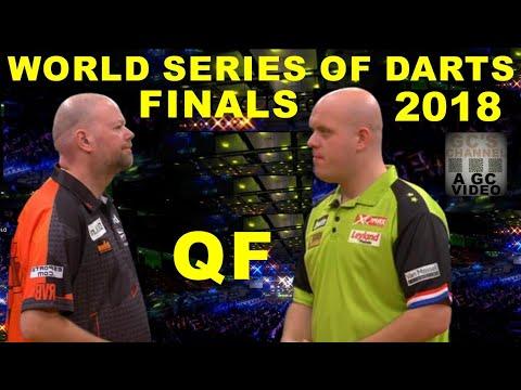 van Barneveld V van Gerwen QF 2018 World Series of Darts Finals