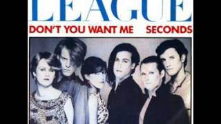 Human League - Seconds