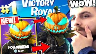 IRAPHAHELL WON A GAME ON FORTNITE WITH HIS NEW SKIN!