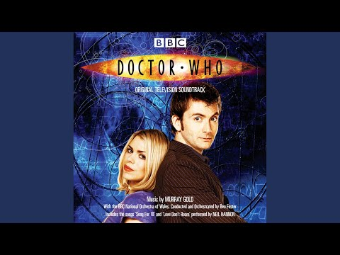 Doctor Who – Love Don't Roam