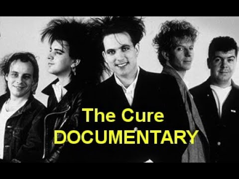 The Cure - DOCUMENTARY  ( RARE )!!