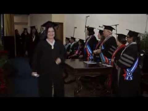 Acto de Grado de la Universidad del Zulia ( 3 de diciembre tanda 6 ) parte 1