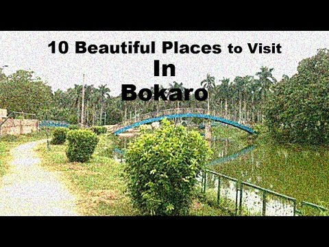 10 Beautiful Places To Visit In Bokaro Youtube