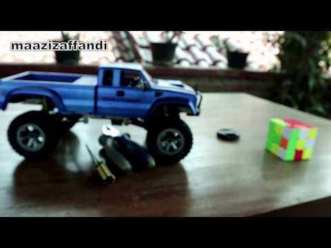 RC Offroad Fayee Fy002 2ND Generation 1/16 Upgrade Gear With WPL Product (Indonesia)