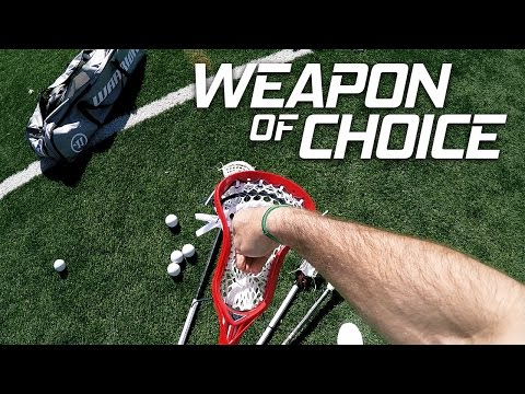 Paul Rabil's 2017 WEAPON OF CHOICE | MLL Week 1