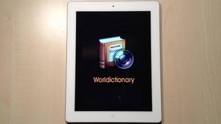 AppReview #4 - Worldictionary - iPhone Übersetzer App(Heute stelle ich euch Worldictionary vor. Das ist die beste Übersetzer-App im AppStore. Sie ist einfach zu bedienen und funktioniert spitze. Ich kann hierfür nur ..., 2013-02-07T12:30:13.000Z)