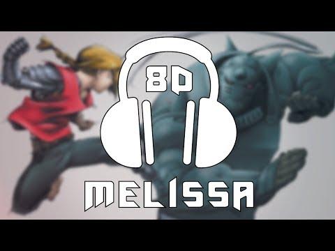 Fullmetal Alchemist [OP 1] - Melissa/Porno Graffitti | 8D AUDIO