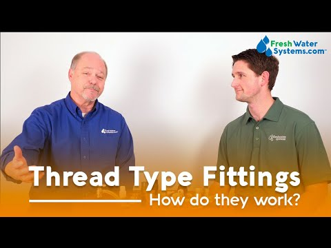 How To Determine Pipe Thread Type And Pipe Size In 5 Steps