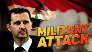 Сирия Боевые действия Боевики атаковали САА близ АТ-ТАХЗИРа  ВКС бомбит терористов Иран меняет базу