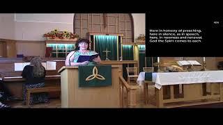 Sunday Service - September 12, 2021