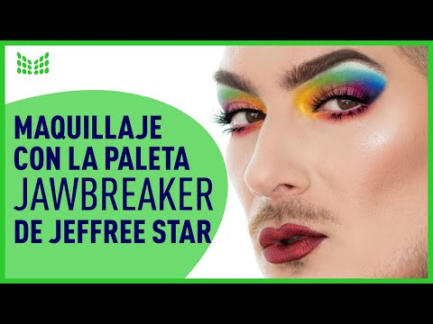 Tutorial  Colorido con la Paleta Jawbreaker de Jeffree Star thumbnail