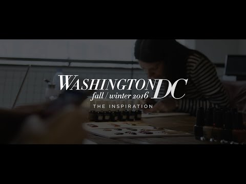 OPI Washington DC Nail Art | The Inspiration