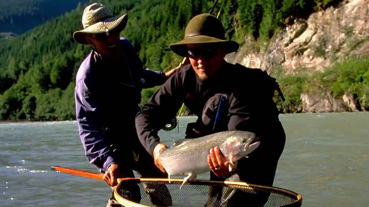 Copper river steelhead fly fishing leland fly fishing for Leland fly fishing