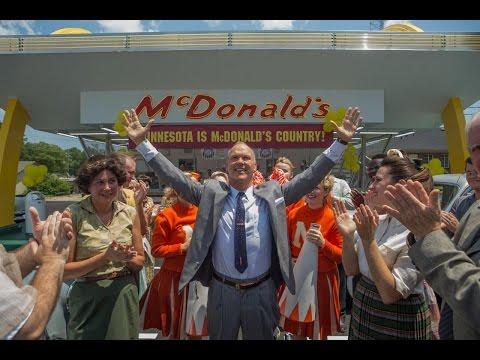The Founder - Trailer Deutsch HD - Michael Keaton - McDonald's - 20.04.2017 im Kino!