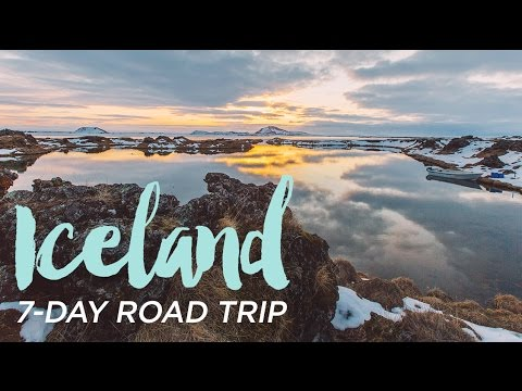 Our 7-day Iceland Road Trip