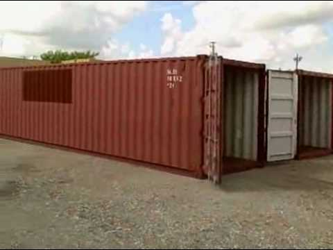 Boxt Containers Portable Storage Unit Rentals - YouTube