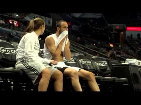 Becky Hammon CBS Sports Interview with Swin Cash